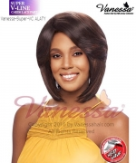 Vanessa Synthetic SUPER V-LINE C-SIDE LACE PART Full Wig-ANASTA