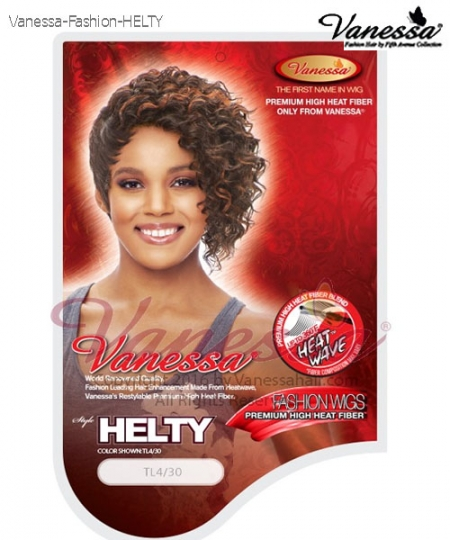 Vanessa Full Wig HELTY - Synthetic FASHION Full Wig