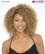 New Born Free Synthetic Full Wig - AMBER