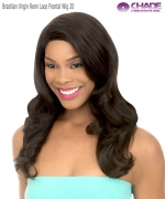 New Born Free Lace Front Wig - Brazilian Virgin Remi Lace Frontal Wig BVWF20 (12x3 Lace Part + Silk Base)