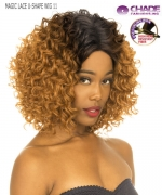 New Born Free Synthetic Lace Front Wig - MAGIC LACE U-SHAPE WIG MLU11