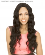 New Born Free  MAGIC LACE U-SHAPE HUMAN HAIR WIG - MLUH96