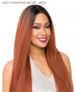 Sensationnel SWISS SILK BASED Human Hair Blend Lace Front Wig- CLOUD 9 DREAM MUSE SERIES RACHEL