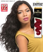 Sensationnel  Remi Human Hair Weave Extention - EMPIRE BODY WAVE 12