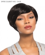 Sensationnel  Human Hair Full Wig - EMPIRE CELEBRITY SERIES WIG - CHLOE