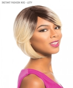 Sensationnel  Synthetic Full Wig - INSTANT FASHION WIG -LOTY