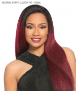 Sensationnel  Synthetic Half Wig - INSTANT WEAVE CUSTOM FIT - PEARL