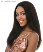 It's a wig Remi Human Hair SALON  Lace Front - HH S LACE REMI AROAH