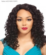 It's a wig Remi Human Hair  Lace Front - HH S LACE REMI FORTE