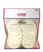 Ruby Kisses Wedge Sponge Makeup Applicator 12 pack