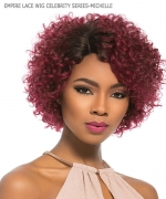 Sensationnel   Human Hair Lace Front - EMPIRE LACE WIG CELEBRITY - MICHELLE