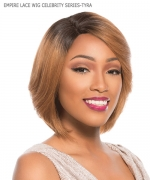 Sensationnel   Human Hair Lace Front - EMPIRE LACE WIG CELEBRITY - TYRA