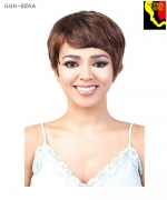 Motown Tress Full Wig GGH-BENA - Synthetic GOGIRL CURLABLE WIG