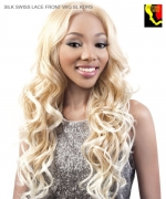 Motown Tress Lace Front Wig SL.KORS - 4X4 Silk Swiss Lace Front Wig