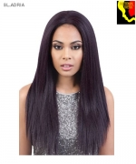 Motown Tress SL.ADRIA - Synthetic HITEMP SWISS SILK Lace Front Wig