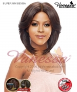 Vanessa Full Wig SUPER WM BEYBA - Synthetic WIDER LACE PART Full Wig