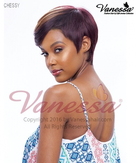 Vanessa Full Wig CHESSY - Synthetic FASHION Full Wig