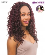 New Born Free  -  3334F LALA  Synthetic Half Wig