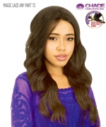 New Born Free Synthetic Lace Front Wig - MAGIC LACE ANY PART MLA72