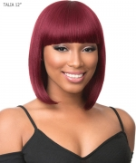 Sensationnel 100% PREMIUM FIBER Synthetic Wig - INSTANT FASHION WIG TALIA 12
