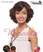 Vanessa TOPS WRC MARIS - Synthetic WIDER LACE PART  Lace Front Wig