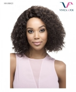 Vivica Fox  HH-MACI - 100% Human Hair Pure Stretch Cap Full Wig
