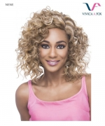Vivica Fox NENE - Synthetic Pure Stretch Cap Full Wig