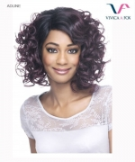 Vivica Fox  ADLINE - Synthetic Natural Baby Lace Front Wig