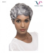 Vivica Fox NICEY - Synthetic Invisible C-Part Lace Front Wig