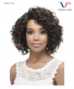 Vivica Fox PAULETTE - Synthetic Natural Baby Swiss Lace Front Wig