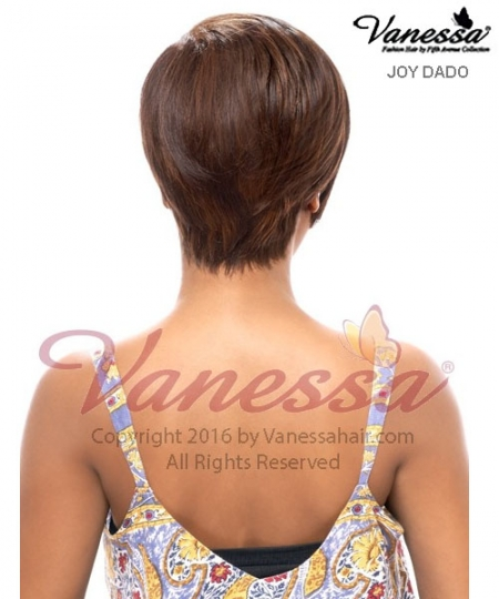 Vanessa JOY DADO - Synthetic ENJOY FASHION Full Wig