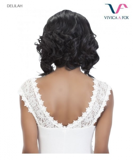 Vivica Fox Swiss Lace Invisible Lace Part  DELILAH