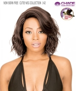 New Born Free Synthetic Full Wig - CUTIE WIG COLLECTION  CT142