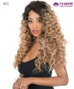 New Born Free Synthetic Lace Front Wig - MLF53 MAGIC LACE FRONTAL WIG 53