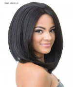Diana Brazilian Secret Human Blend Hair Lace Front Wig - HBW ANGELA