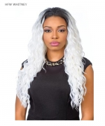 Diana  Synthetic Half Wig - HFW WHITNEY