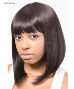 Diana Pure Natural Synthetic Full Wig - WIG GINA