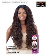 Model Model Synthetic Lace Front Wig - EGO ENDLESS COLLECTION SHINE 28
