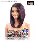 Model Model Synthetic Lace Front Wig - EQUAL CLEANCAP LACE CASPER