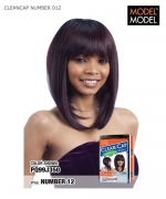Model Model Synthetic Lace Front Wig - CLEANCAP NUMBER 012