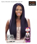 Model Model Synthetic Lace Front Wig - EQUAL ENDLESS COLLECTION LOVE 28
