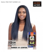 Model Model Synthetic Lace Front Wig - EQUAL FREE PART NUMBER 101