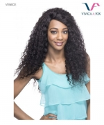 Vivica Fox VENICE - Remi Human Hair Hand-Tied Full Swiss Lace Front Wig
