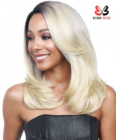 Bobbi boss MLF135 CLAUDIA Premium Synthetic Lace Front Wig