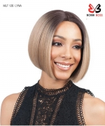 Bobbi boss MLF126 LYNA Premium Synthetic Lace Front Wig