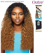 Outre  Synthetic Weave Extension - Batik Duo - JAMAICAN RIPPLE WAVE 5PCS