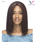 Vivica Fox IVANA - Synthetic Center Skin Part Full Wig