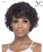 Vivica Fox LISHA - Remi Human Hair Pure Stretch Cap Full Wig