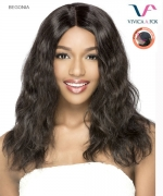 Vivica Fox  BEGONIA - Remi Human Hair 4X11 Frontal  Lace Front Wig