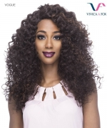 Vivica Fox  VOGUE - Synthetic Invisible Side Part Lace Front Wig